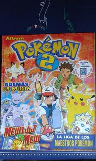 Albumes Pokemon 2 No Taps 3