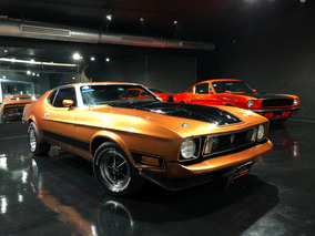 Mustang Mach 1 Ford 1973
