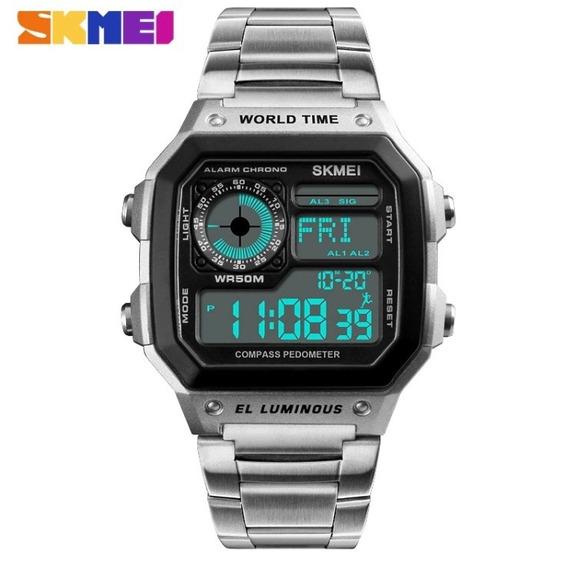 Skmei Relógio Digital Masculino