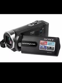 Filmadora Dcr-sx21 67x Zoom - Gravar Para Youtube Ficou Mais