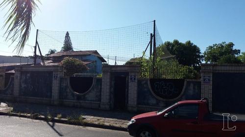 Terreno Em Ipanema - Lu272688