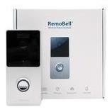 Remo+ - Wireless Smart Video Doorbell - Silver