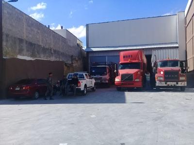 Nave En Alquiler En La Zona Industrial En Santo Domingo Oest