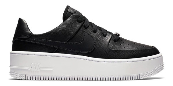 Zapatillas Nike Mujer Air Force 1 Sage Low- 5736 - Moov