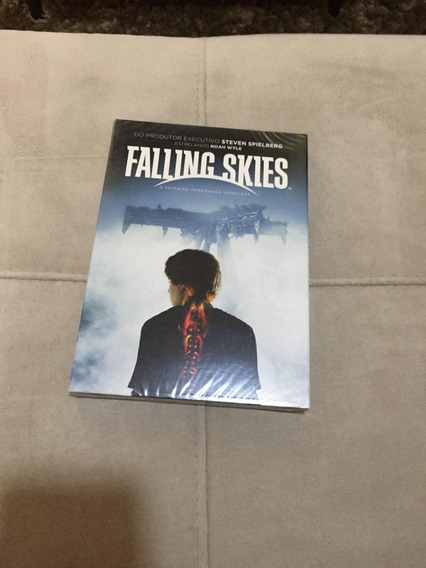 Falling Skies Lacrado + Fifa 15 Xbox One (usado)
