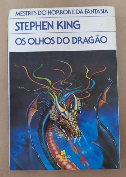 Os Olhos Do Dragão - Mestres Do Horror E Da Fantasia