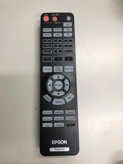 Controle Remoto Para Projetor - Epson