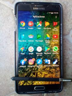 Celular Samsung Note 4