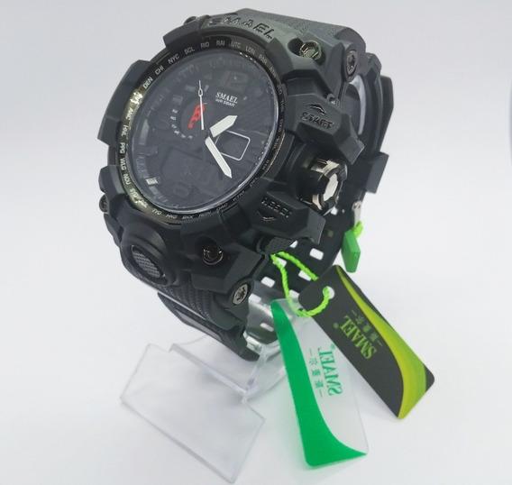 Relógio Smael Original Militar Shock Prova D