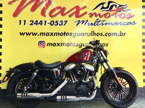 Harley Davidson Xl 1200 Sportster Forty Eight