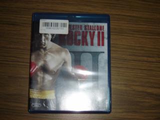 Blu Ray Rocky Ii