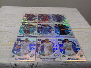 Card:champions League 14/15 Serie Game Changer- Completa