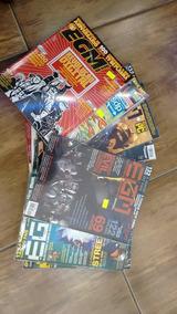 Revista Egm Brasil Varios Numeros