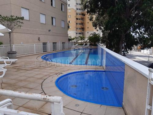 Apartamento Jardim Marajoara 55 Metros De Frente Para O Shopping Interlagos - Cf49489