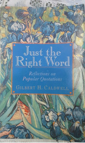 Livro Inglês Inspiration Just The Right Word