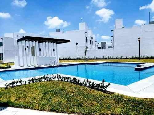 Casa Sola En Renta Fracc Hacienda Paraiso