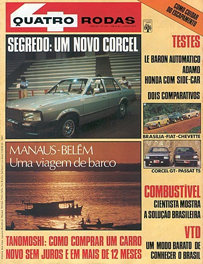 4r.227 Jun79- Cg125 Baron Adamo Fiat147 Corcel2 Passat Brasa