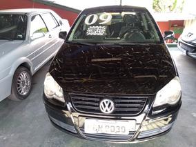 Polo Sedan 2009 /preto/super Conservado