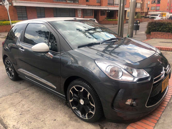 Citroen Ds3 Ne 16ti Turbo Mecanico - Coupe