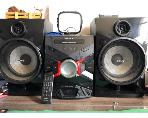 Home Audio System Sony Mhc - Esx8