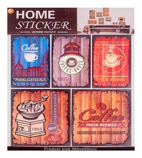 Panel Vinilo 3d Board Decorativo Poster Adhesivo Vintage