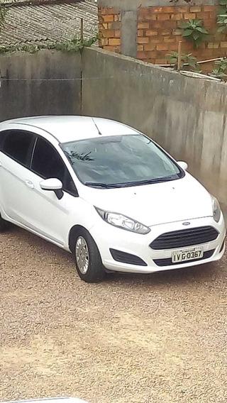 Ford Fiesta 1.5 Branco