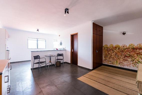 Apartamento Para Aluguel - Guanabara, 1 Quarto, 30 - 893049395