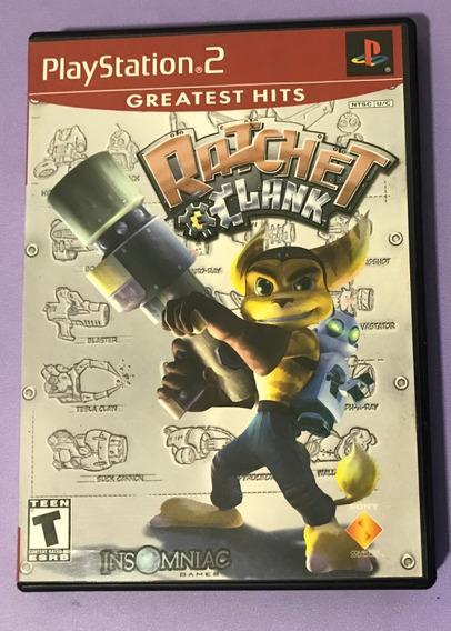 Ratchet & Clank - Playstation 2 Original Americano