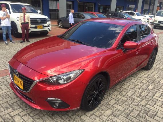 Mazda 3 Sport Touring 2.0 2015 Rojo 5 Puertas