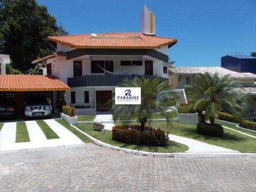 Imagem 1 de 22 de Casa Com 4 Dorms, Pitangueiras, Lauro De Freitas - R$ 2.1 Mi, Cod: 65700 - V65700