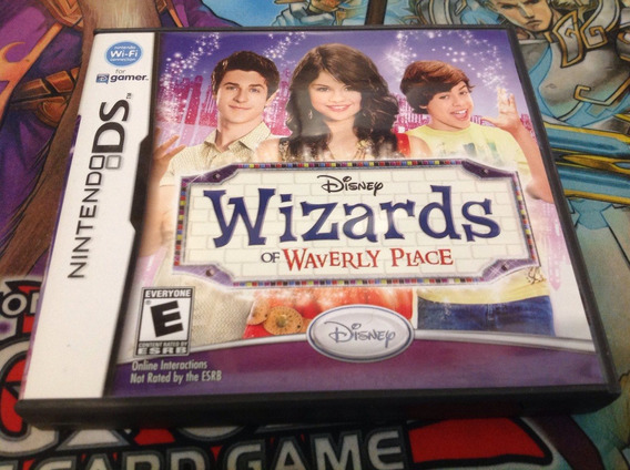 Disney Wizards Of Waverly Place. Nintendo Ds