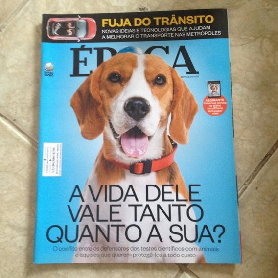 Revista Época 805 28/10/2013 Testes Científicos Com Animais