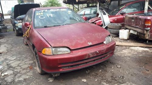 Honda Civic 1994 1.6 16v Ex Sucata Somente Peças