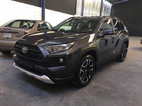 Toyota Rav4 Adventure Awd 2019, Entrega Inmediata