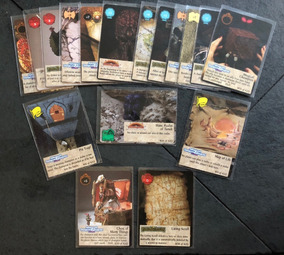 Spellfire - Second 2nd Edition Chase - Completo Set 402-420