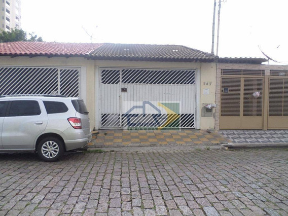 Casa Residencial À Venda, Jardim Imperador, Suzano. - Ca0118
