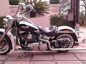 Moto Hd De Luxe, Chicano - Único Dono