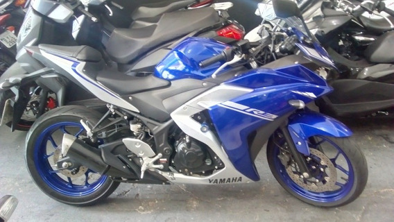 Yamaha Yzf R-3 321/abs