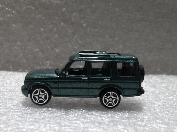2004 Land Rover Discovery Motor Max 1:64 Loose