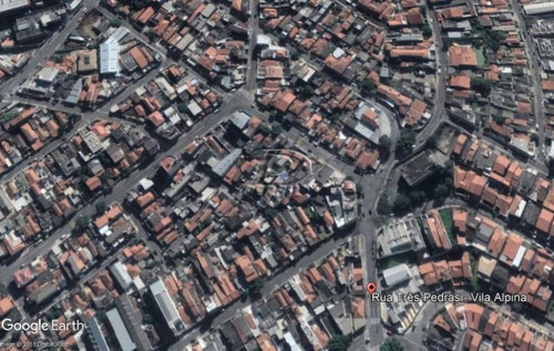 Imagem 1 de 2 de Terreno - Vila Alpina - 400,00m² - Pc824