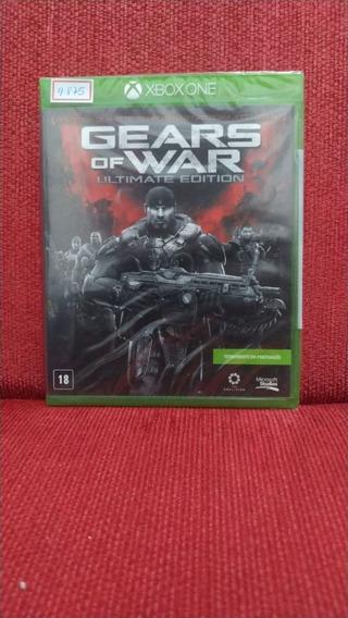 Gears Of War Xbox One Mídia Física Lacrado R.9875