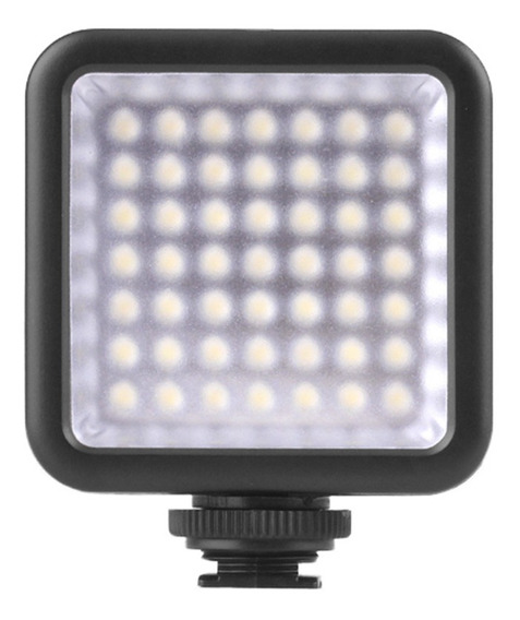 Câmera Portátil Iluminação Fotográfica Led Vídeo Fotog