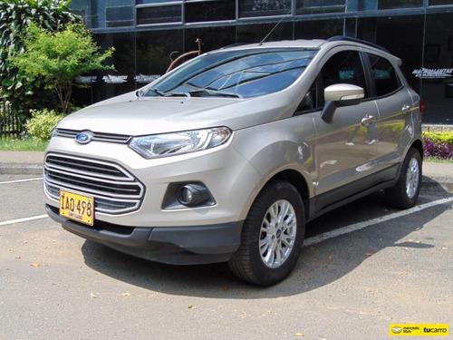 Ford Ecosport Se Tp 2.0 4x2