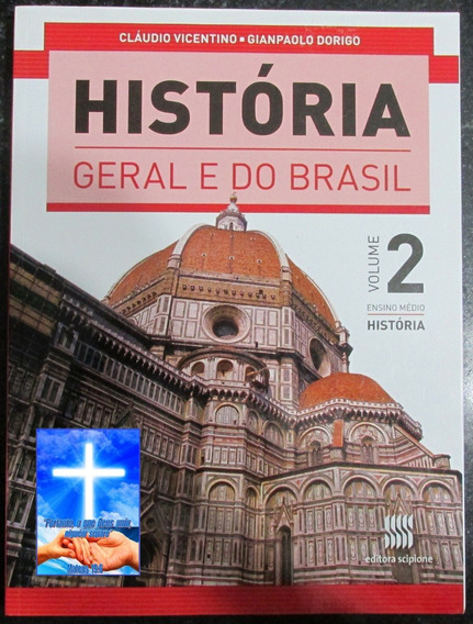História Geral E Do Brasil Volume 2.