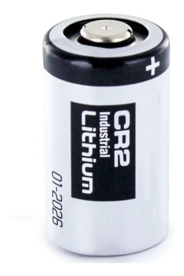 Bateria Cr-2 3v Lithium 850mah (15,6mm X 27,0mm) - Japonesa