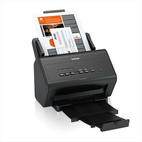 Scanner Alta Velocidade Brother Ads-3000n 50ppm Duplex