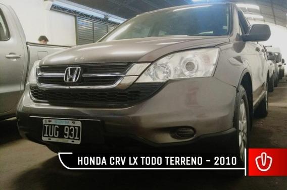 Crv Lx Todo Terreno- 2010
