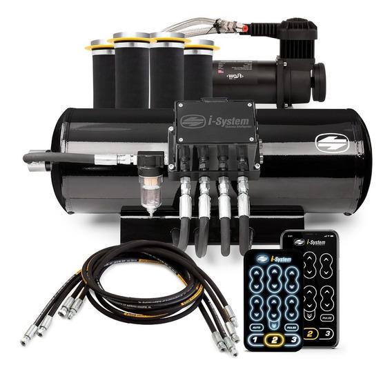 Kit Suspensão A Ar V3 I-system 10mm (stage 2) Tebão
