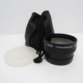 Lente Para Câmera Fotográfica Sony - Wide Conversion Lens, X