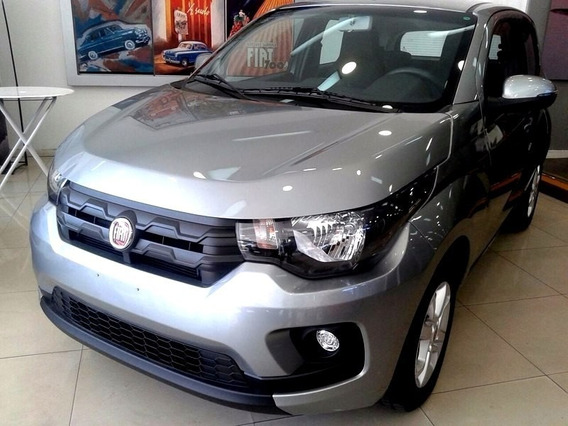 Fiat Mobi Retira Con 65.000 O Tu Auto Usado Gold Trend F*
